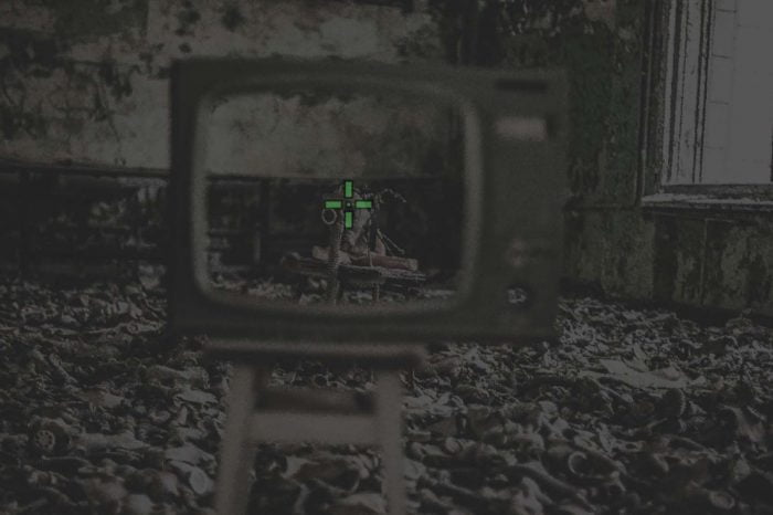 Chernobyl & Shooting Experience